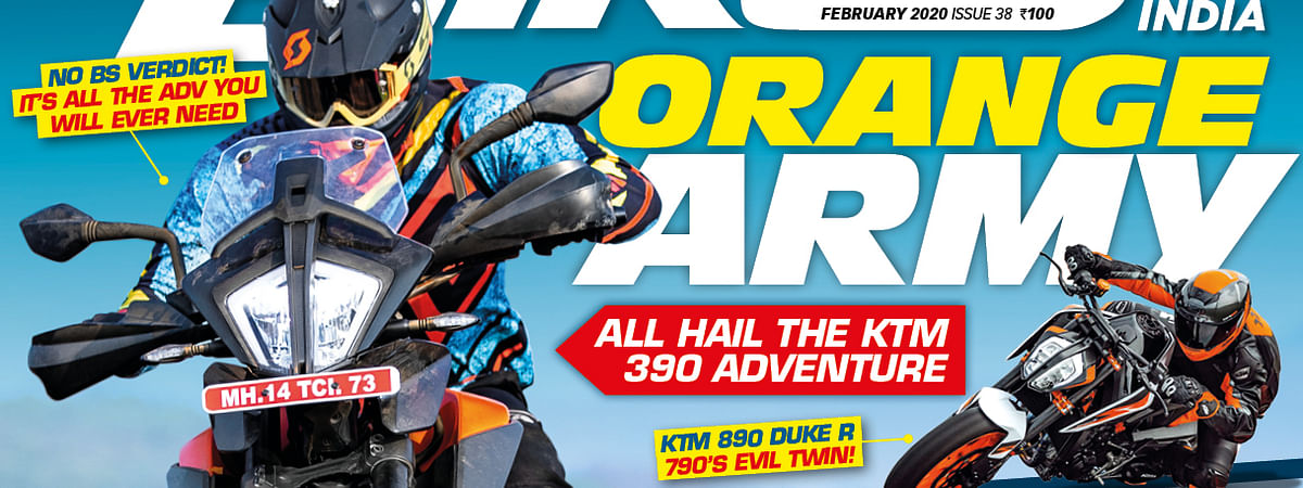 Fast Bikes India February issue: On Stands Now!