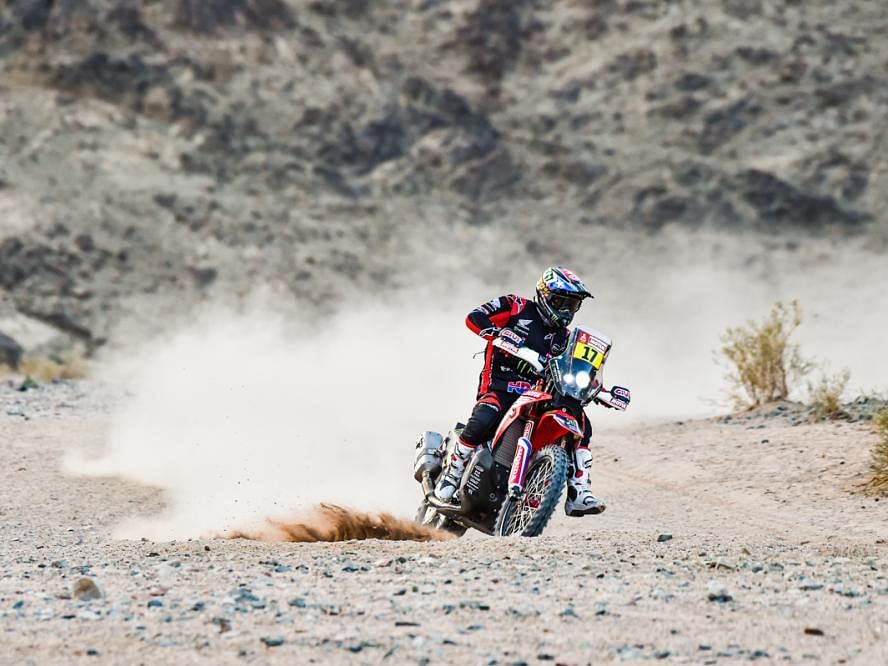 Dakar 2020: Jose Ignacio Cornejo Florimo wins stage 4