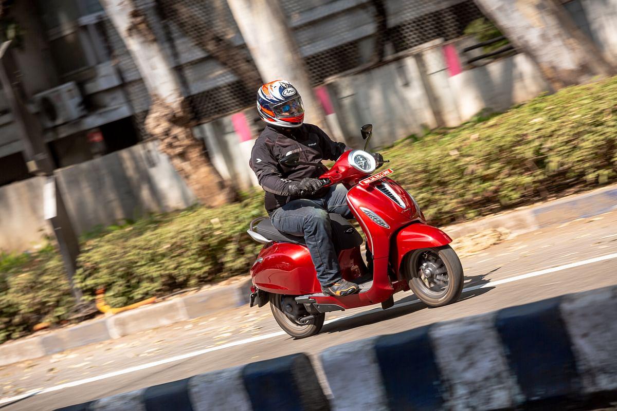 Bajaj Chetak first ride review: An electrifying start