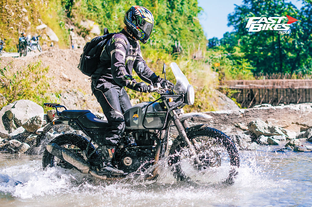 Finding the Himalayan's natural habitat | Royal Enfield Tour of North East 2018