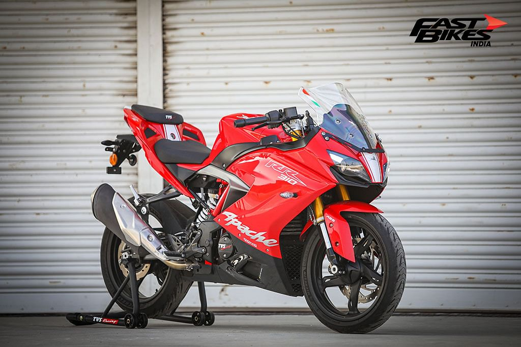 2020 TVS Apache RR 310: First Ride Review