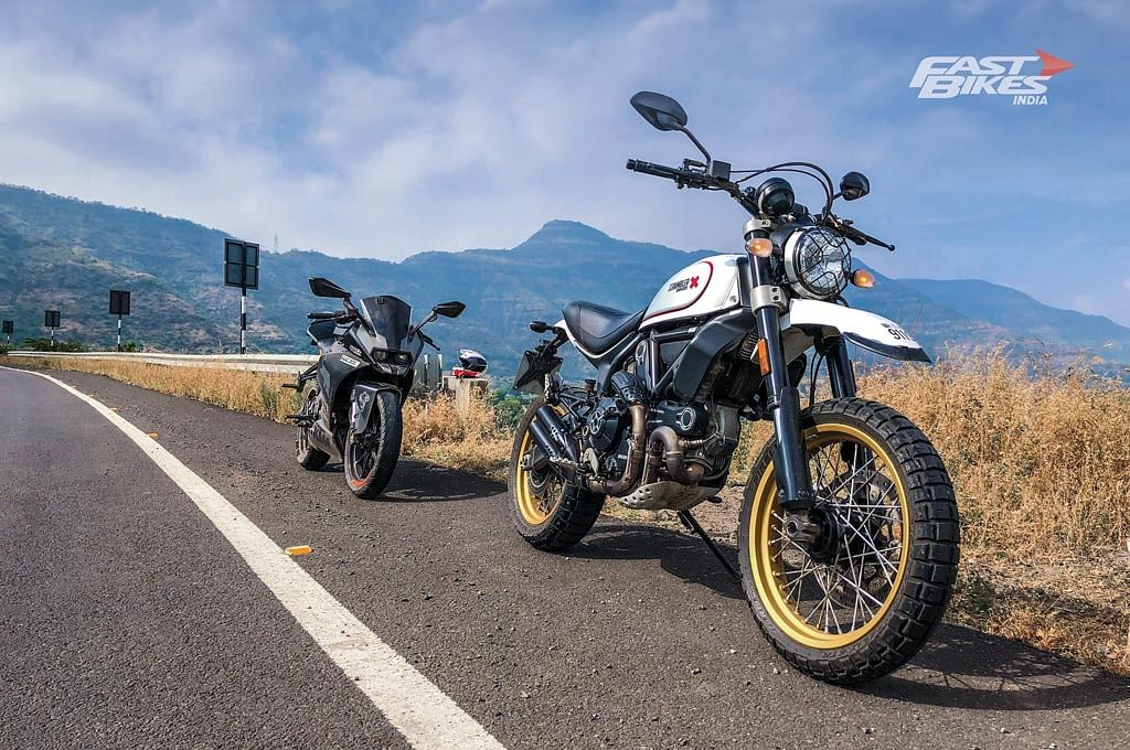 India Bike Week 2019: Moto Advent