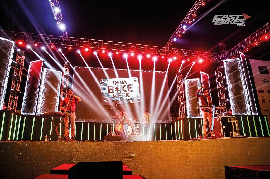 India Bike Week 2019: Moto Advent