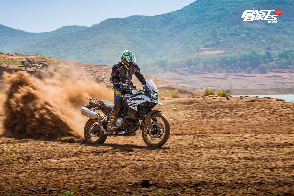BMW F 850 GS now available with a Rs 3 lakh discount in Pune