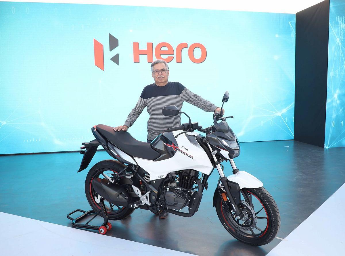 Pawan Munjal, Chairman, Hero MotoCorp