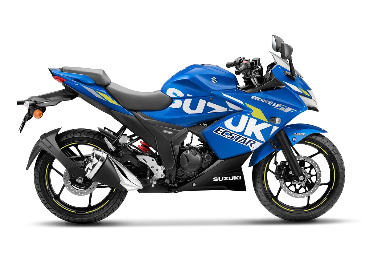 BS6 Suzuki Gixxer series launched in India