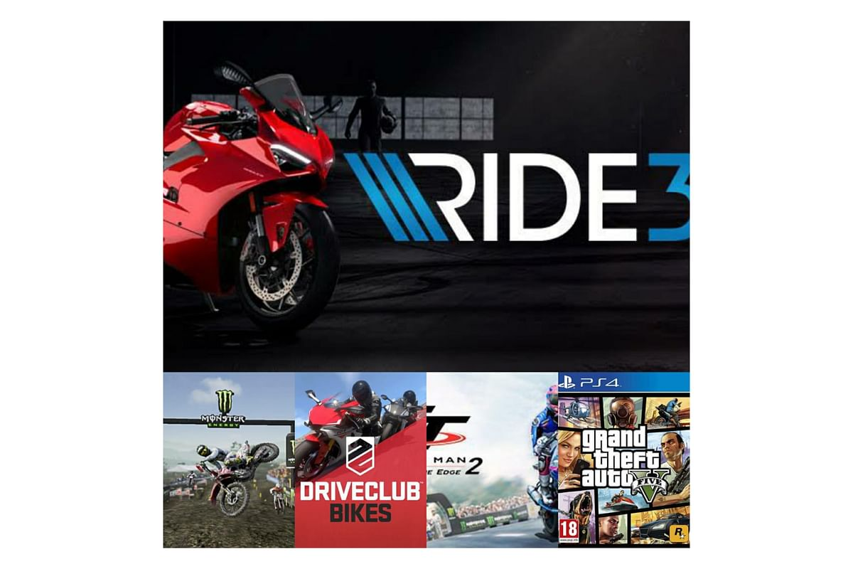 Five motorcycle games to keep you busy as you stay indoors