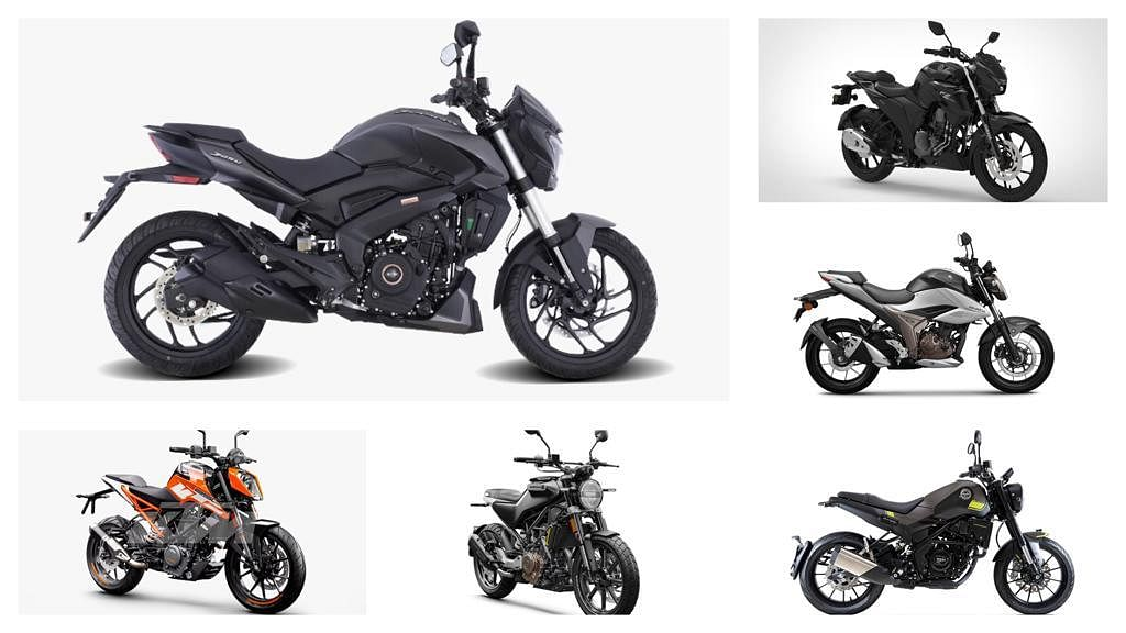 Bajaj Dominar 250 vs rivals