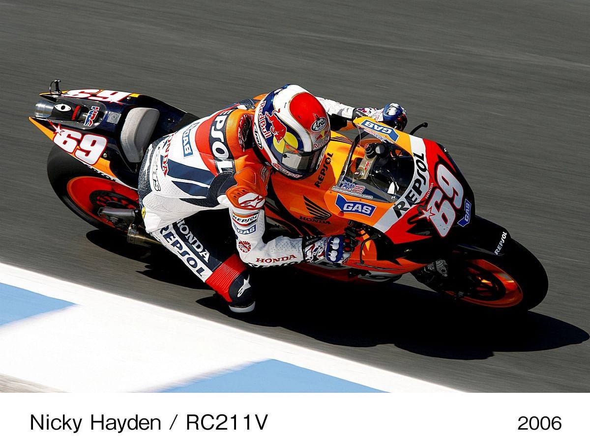 2006 Nicky Hayden