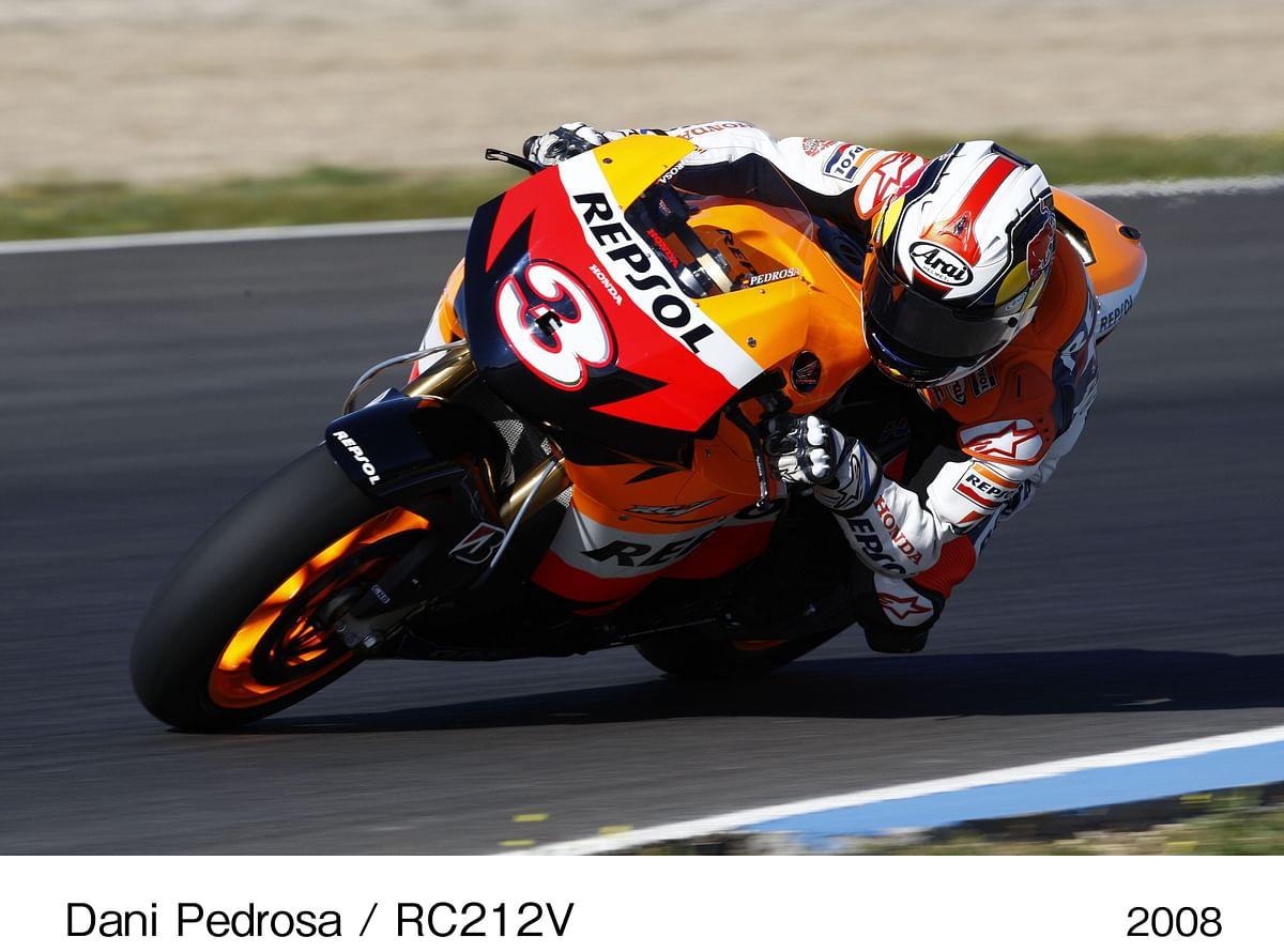 2008 Dani Pedrosa