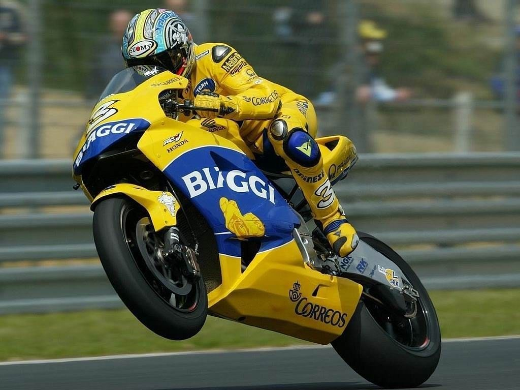 2005 Max Biaggi