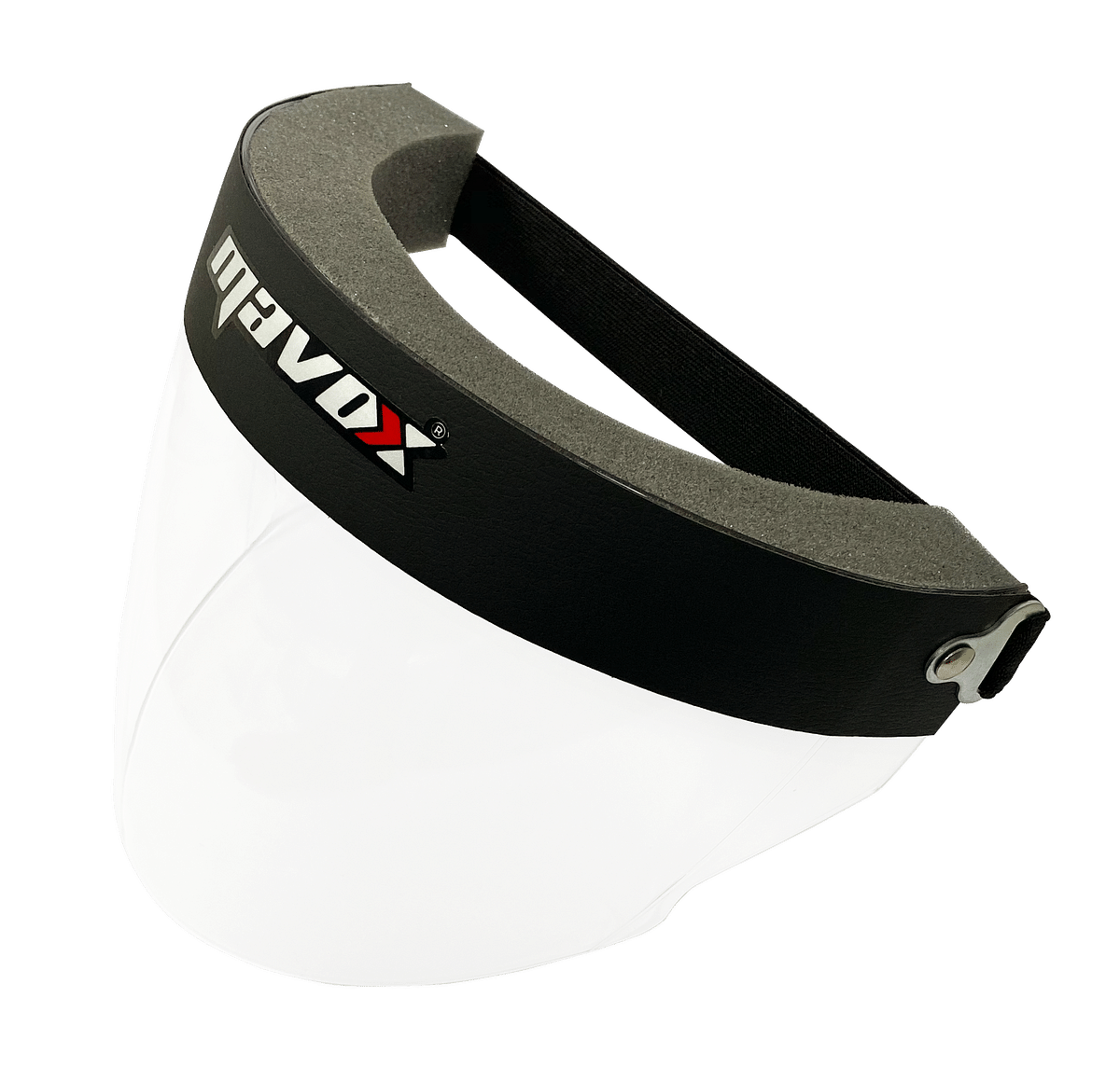 Mavox Helmets introduces face shields to fight COVID-19 pandemic