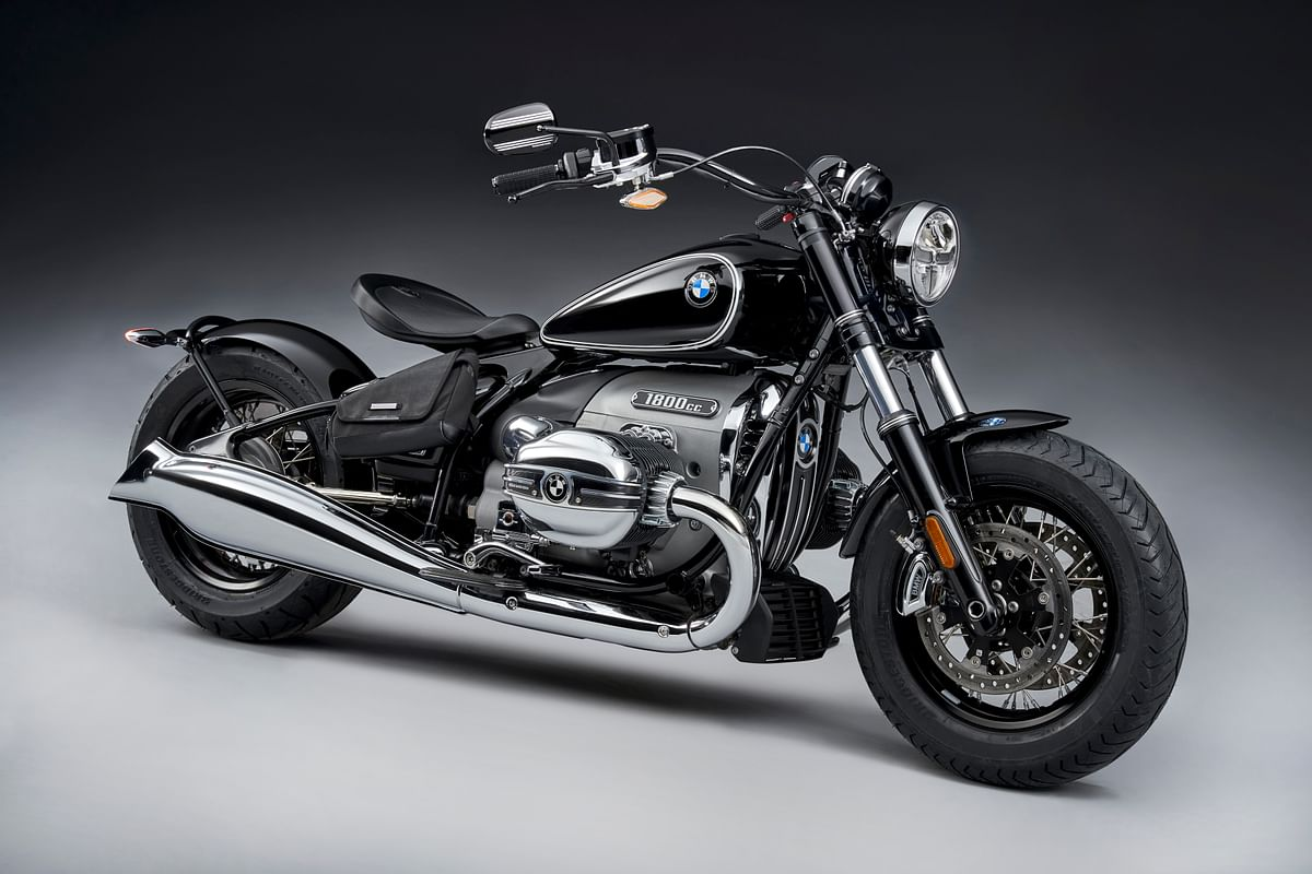 BMW unveils the R 18 cruiser