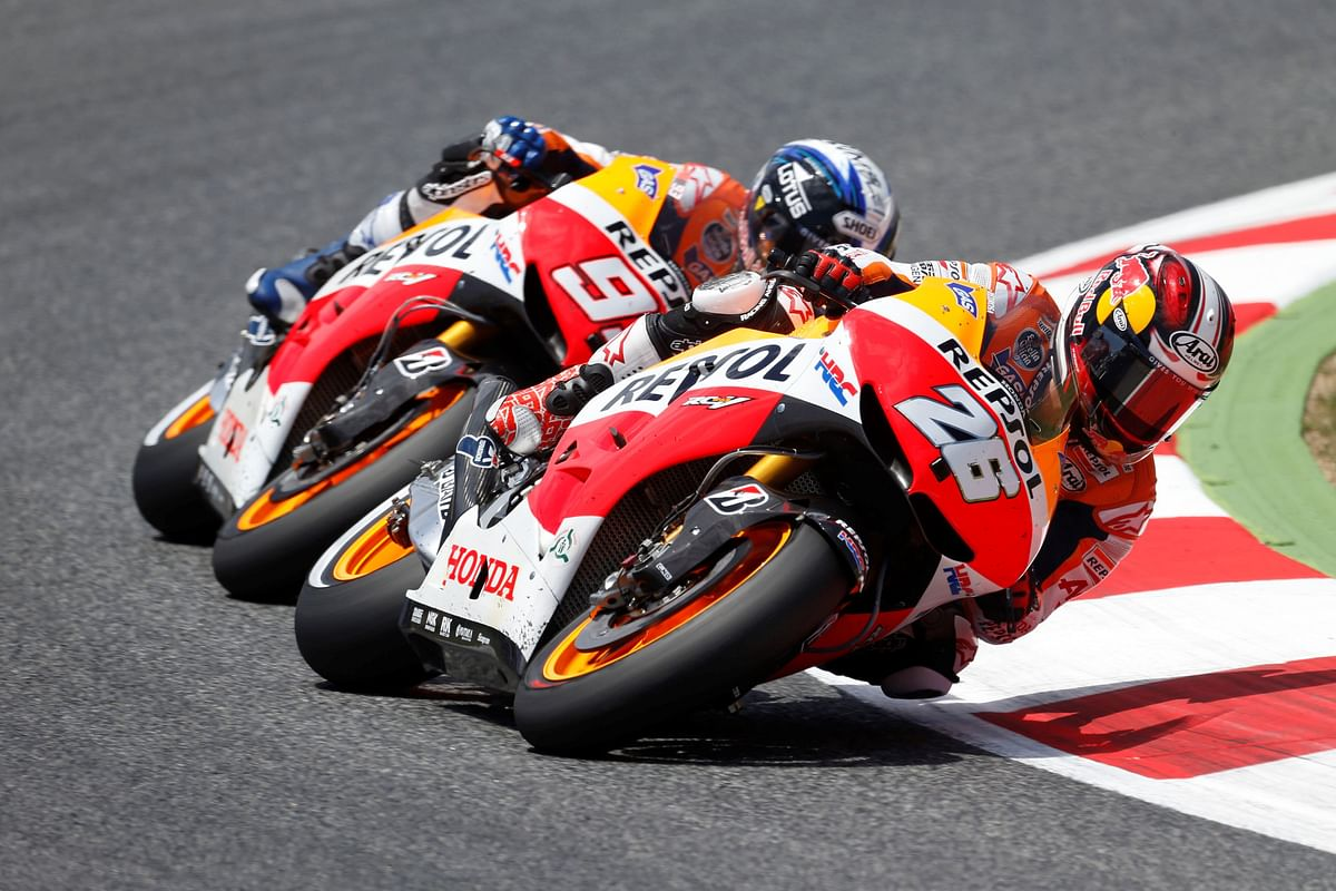 Tracing the lineage of Honda's MotoGP four-stroke machines
