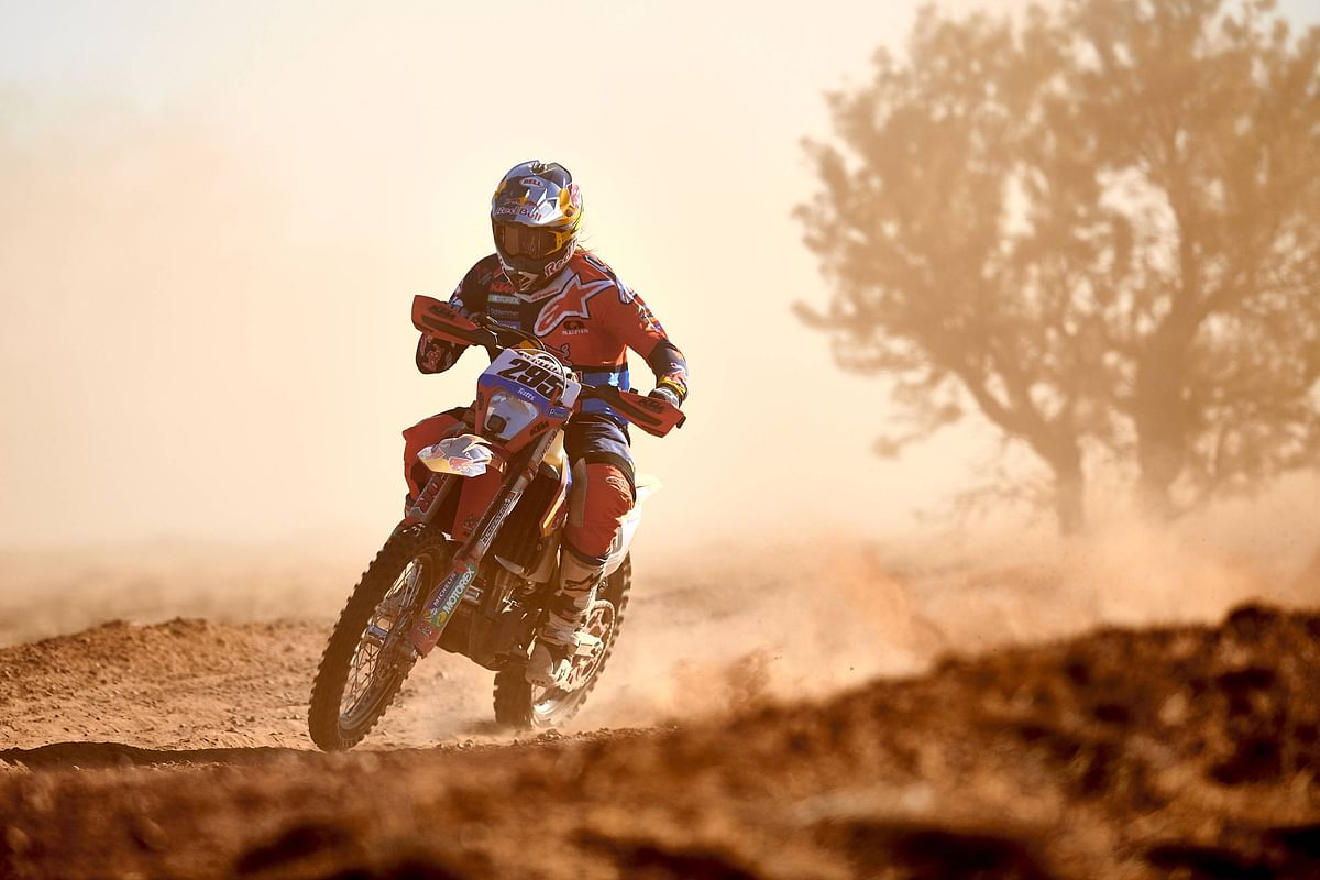 CS Santosh and Toby Price: Two brilliant off-road riders get talking!