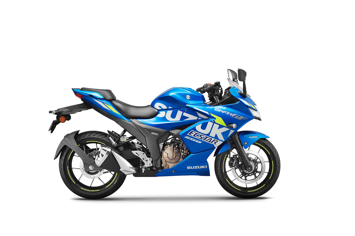 Suzuki Motorcycle India launches BS6-compliant Gixxer/SF250
