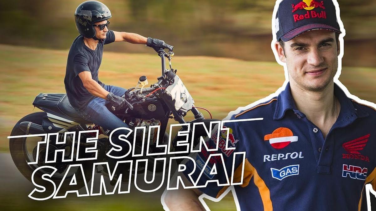 The Silent Samurai cover portrait