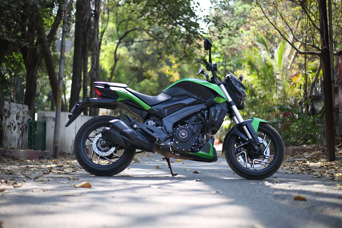Bajaj Dominar 400 UG | Second long term report