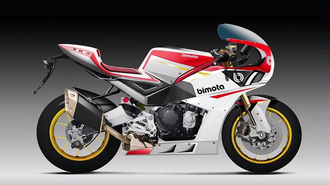 Bimota KB4 is coming!
