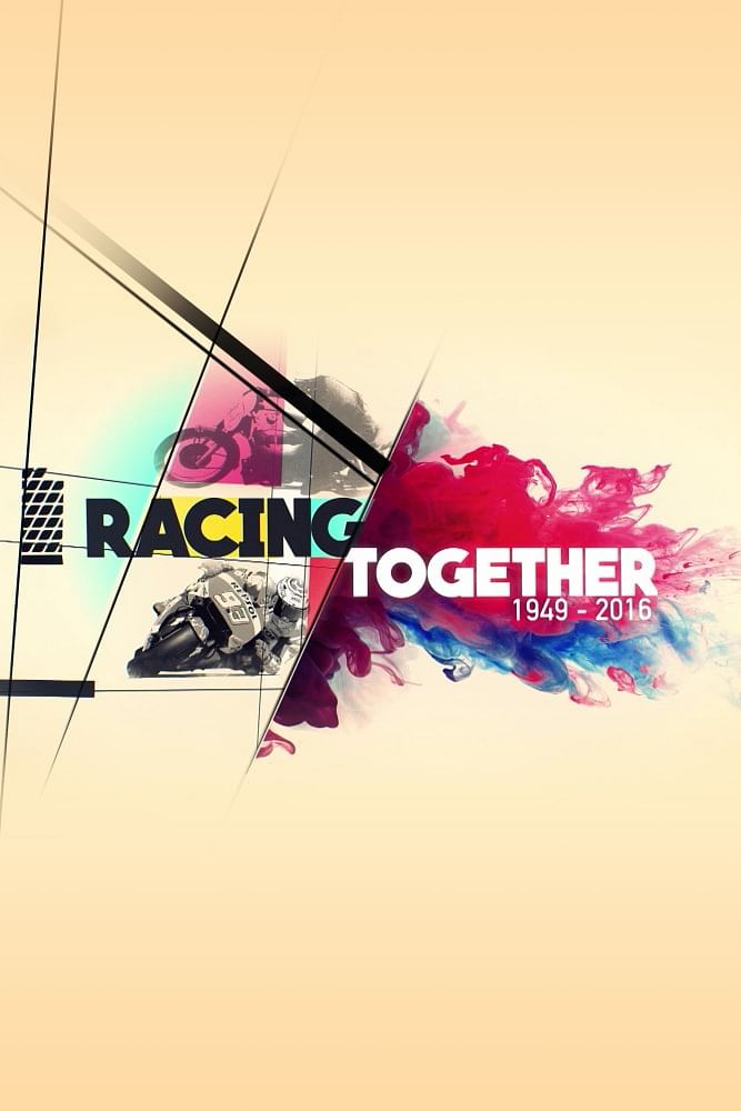 Racing Together cover portrait