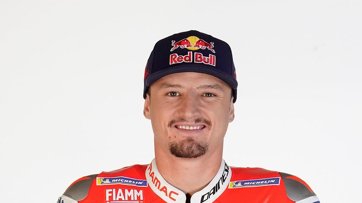 Jack Miller to race for factory Ducati Team in 2021