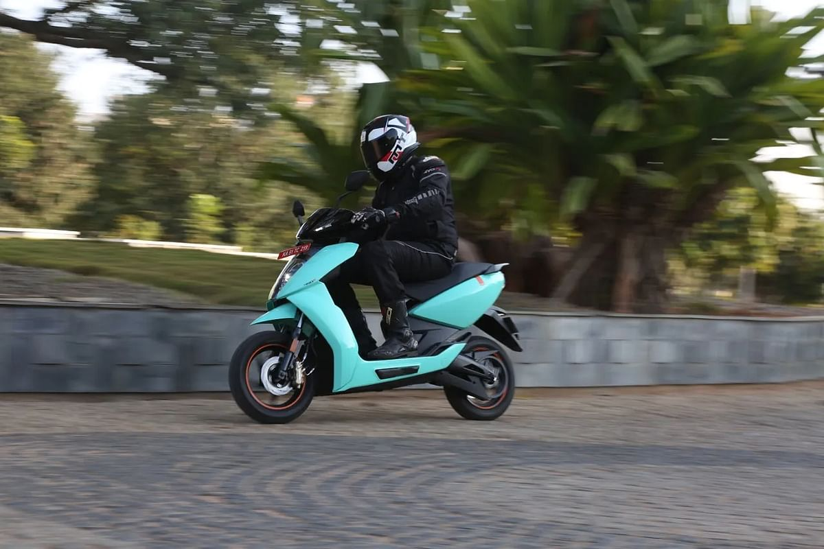 Ather rewrote the Indian electric mobility scene with the Ather 450X