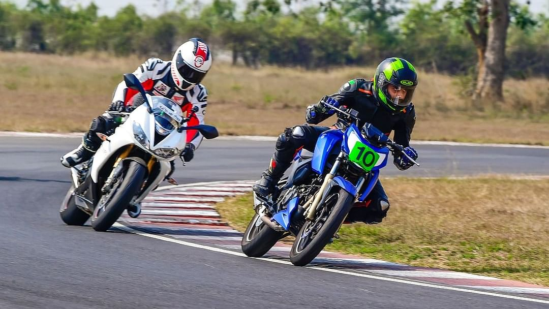 Mastering the art of track riding skills