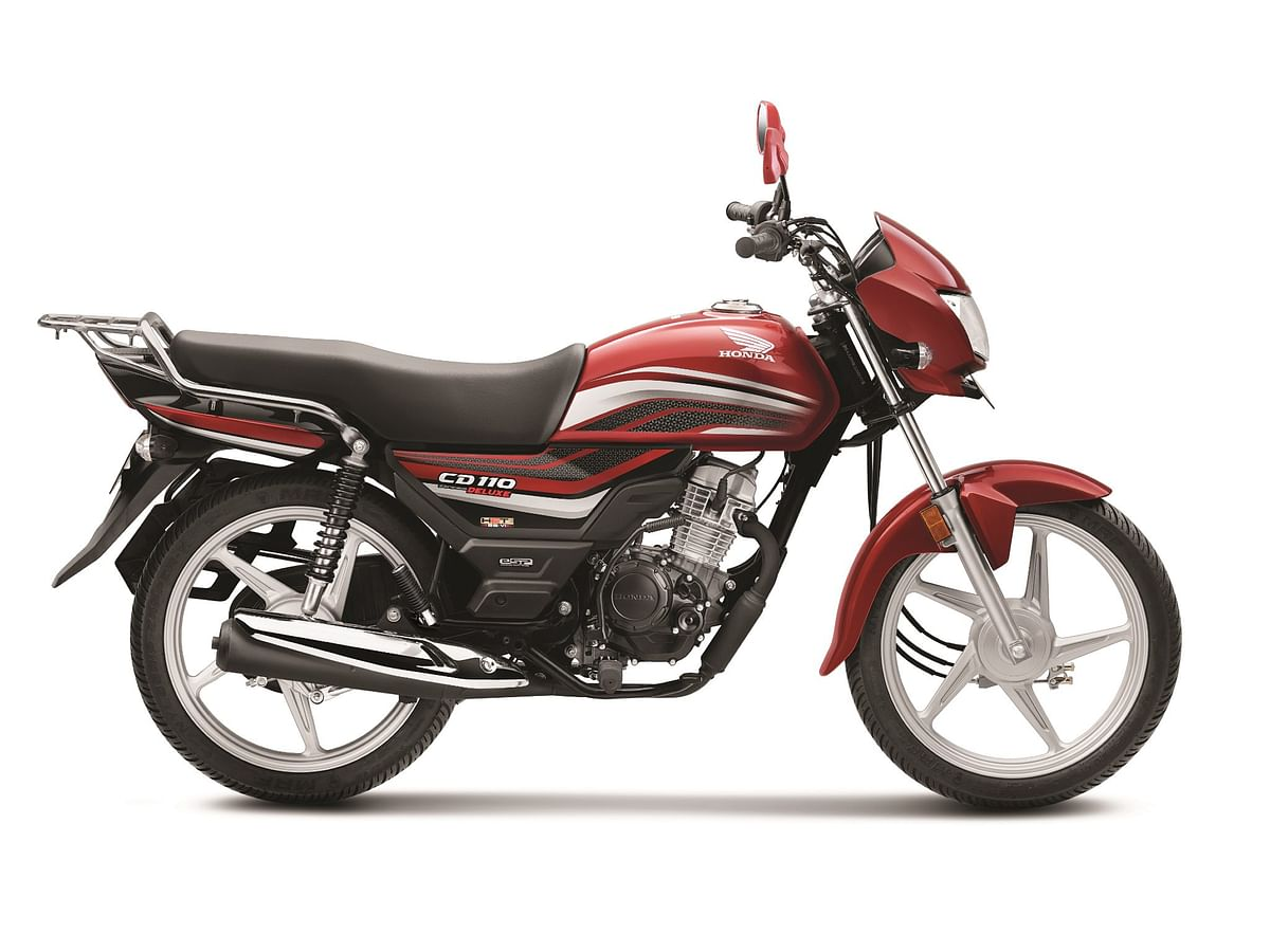 Honda launches the new BS6-compliant version of the CD 110 Dream with certain new features.