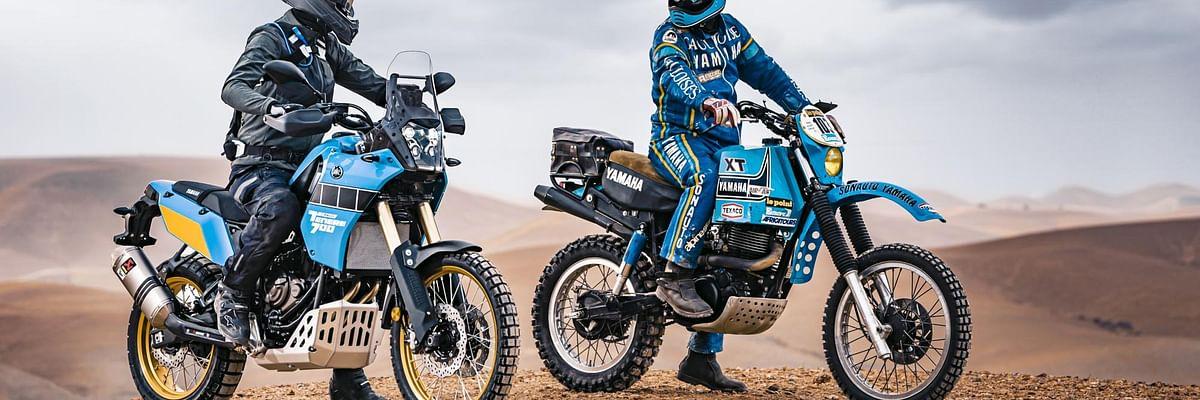 Yamaha reveals Dakar-inspired Ténéré 700 Rally