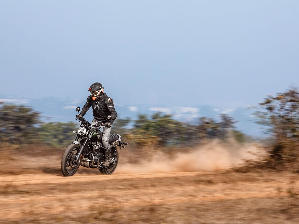 Living with the Triumph Scrambler 1200 XC