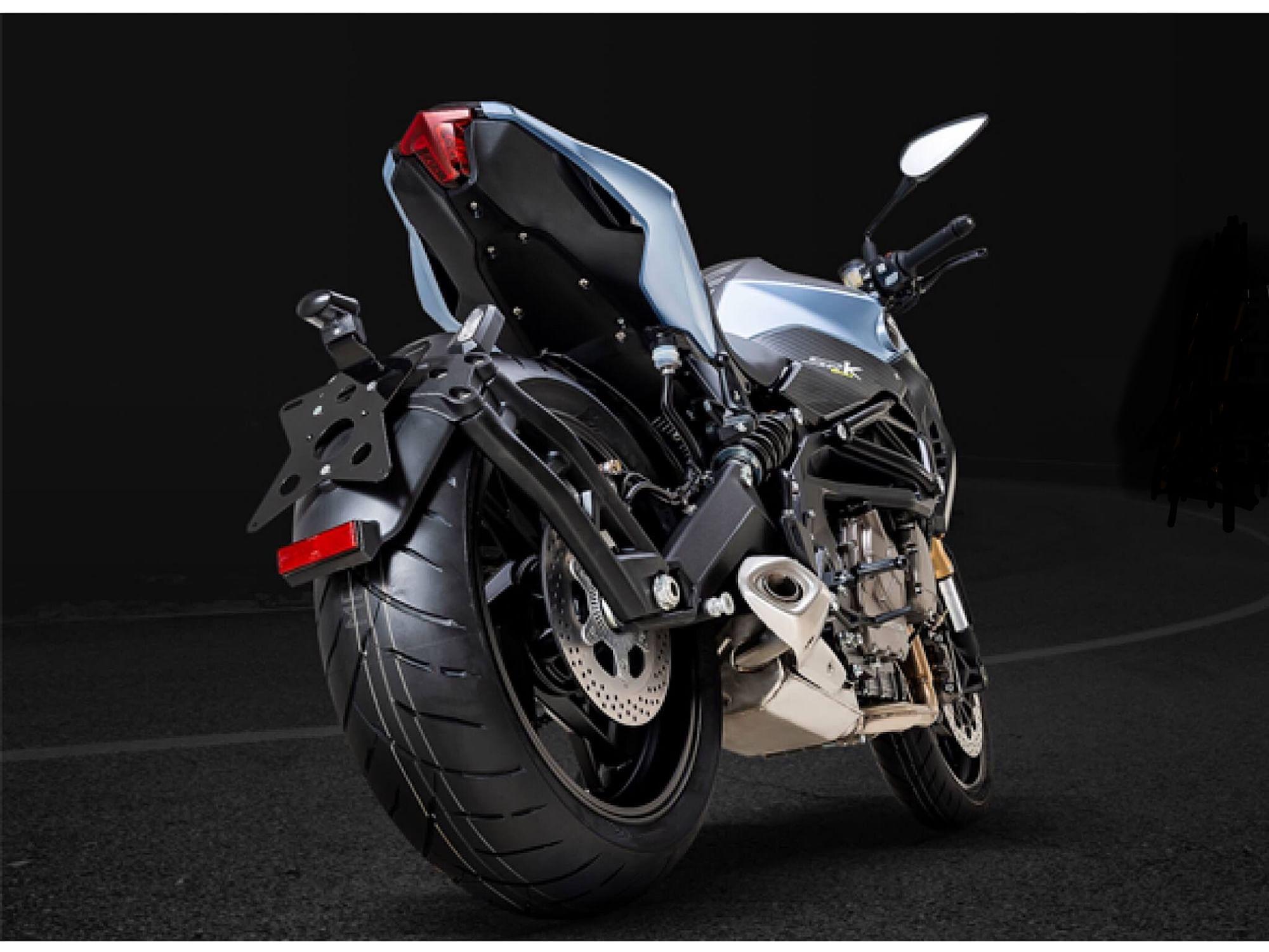 New benelli 600RR fully faierd sports bike - Specification