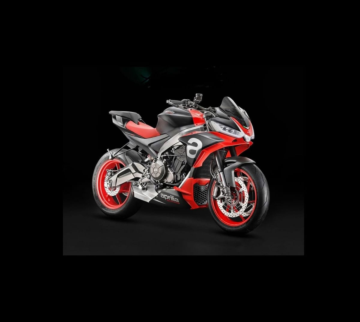 Aprilia registers designs for the Tuono 660