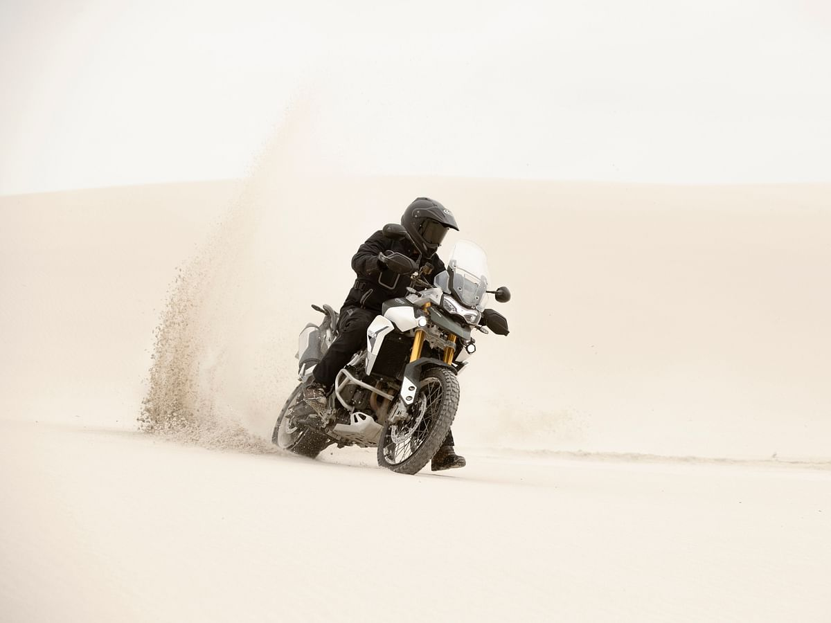 Triumph finally launched the much awaited Tiger 900 in India