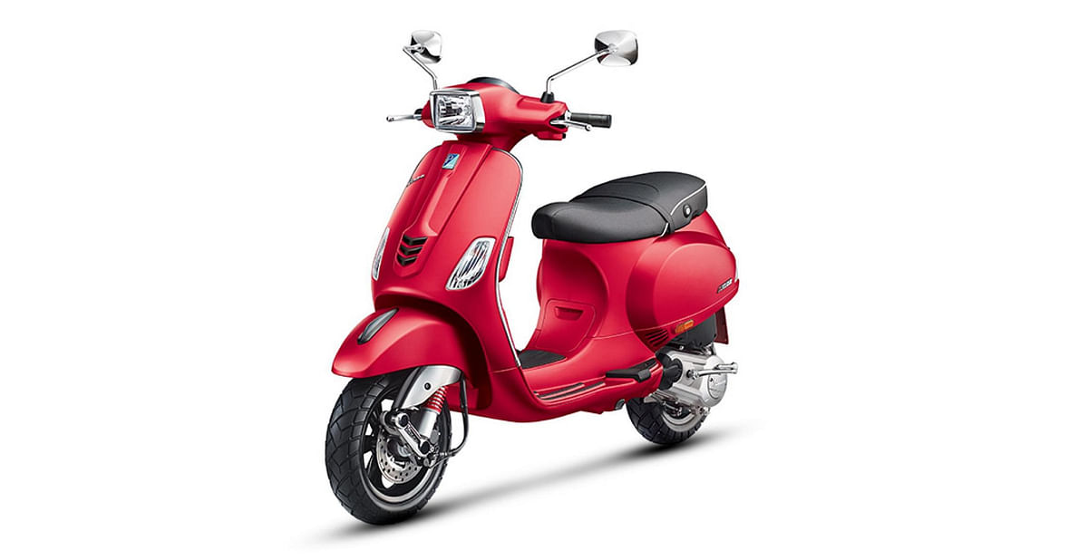 The 2020 Vespas stay largely unchanged, save for a few BS6-related tweaks