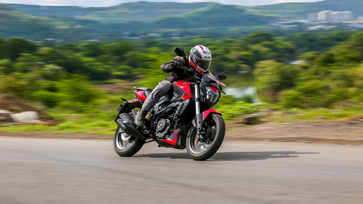 The Bajaj Dominar 250 is more refined than its bigger sibling
