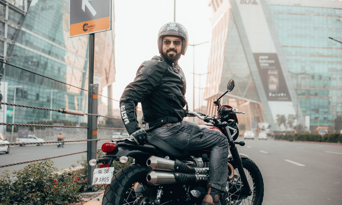 Ulkagear introduces the world's first 'convertible' motorcycle jacket