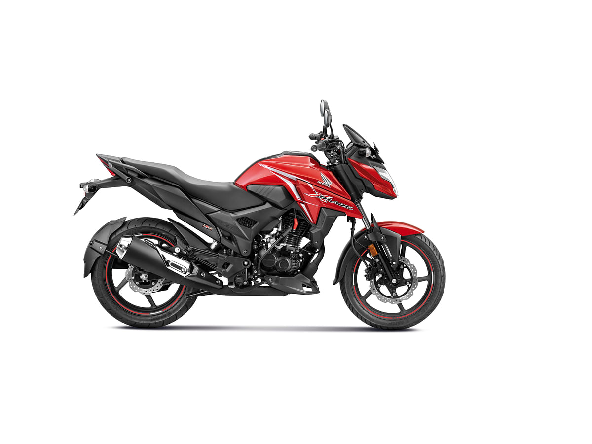 Honda Motorcycle and Scooter India launches the X-Blade BS6 at Rs 1.05 lakh