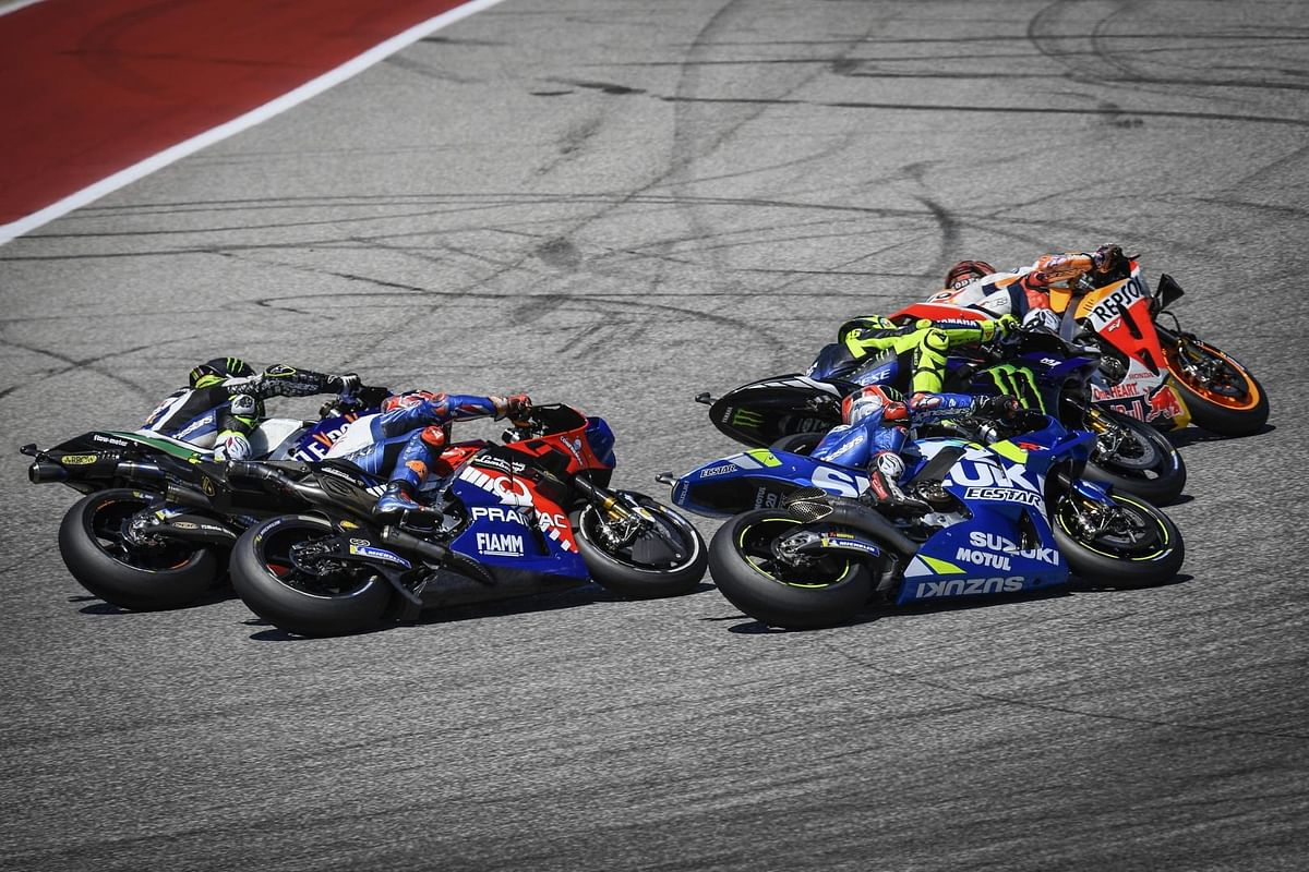 We've made our own MotoGP fantasy league — join in to take part and win prizes!