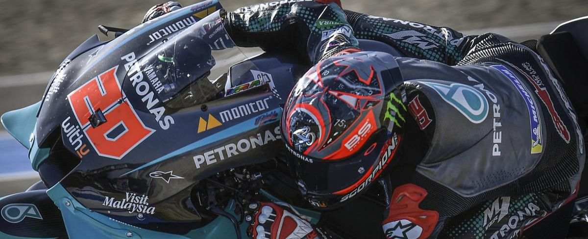 Quartararo kicks off the 2020 MotoGP season with a win at Jerez