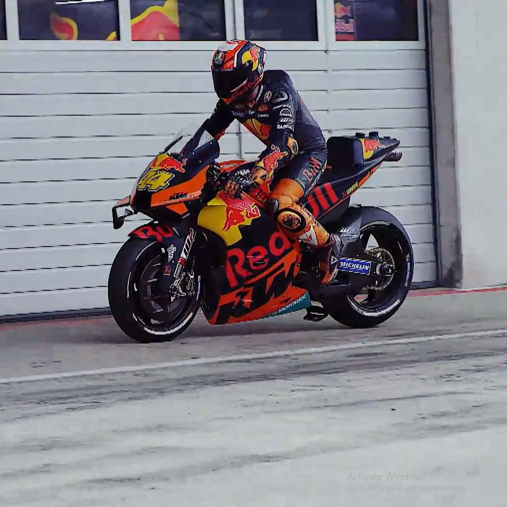 Pol Espargaro has signed with Repsol Honda for the 2021 and 2022 seasons