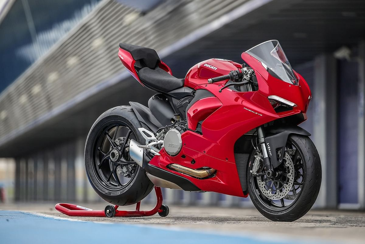 Ducati Panigale V2 launched in India at Rs 16.99 lakh