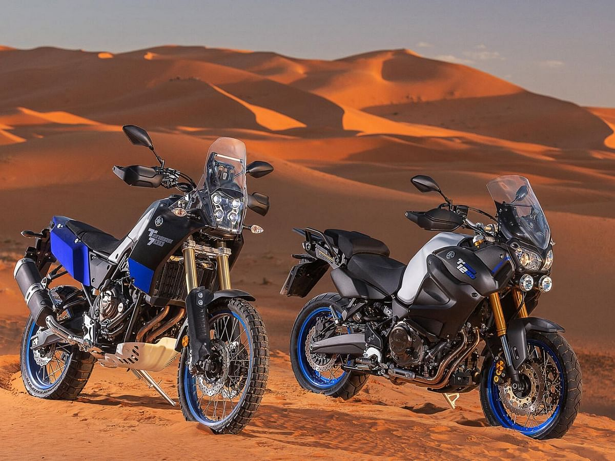 Is there a Ténéré 300 on the way from Yamaha?