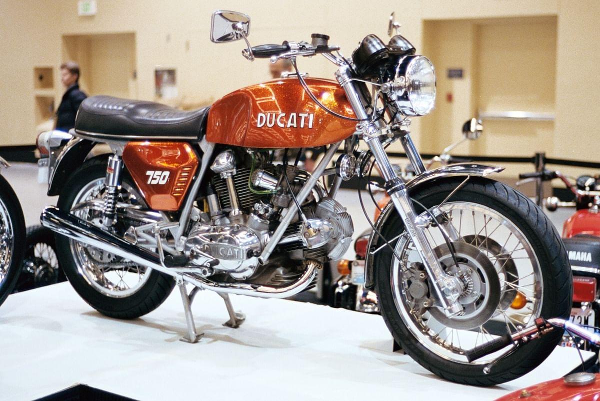 1972 Ducati GT 750