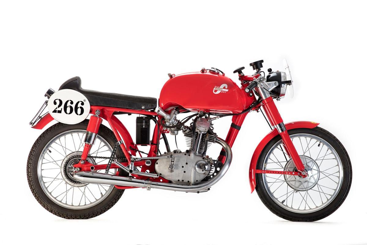 1955 Ducati 100 Gran Sport