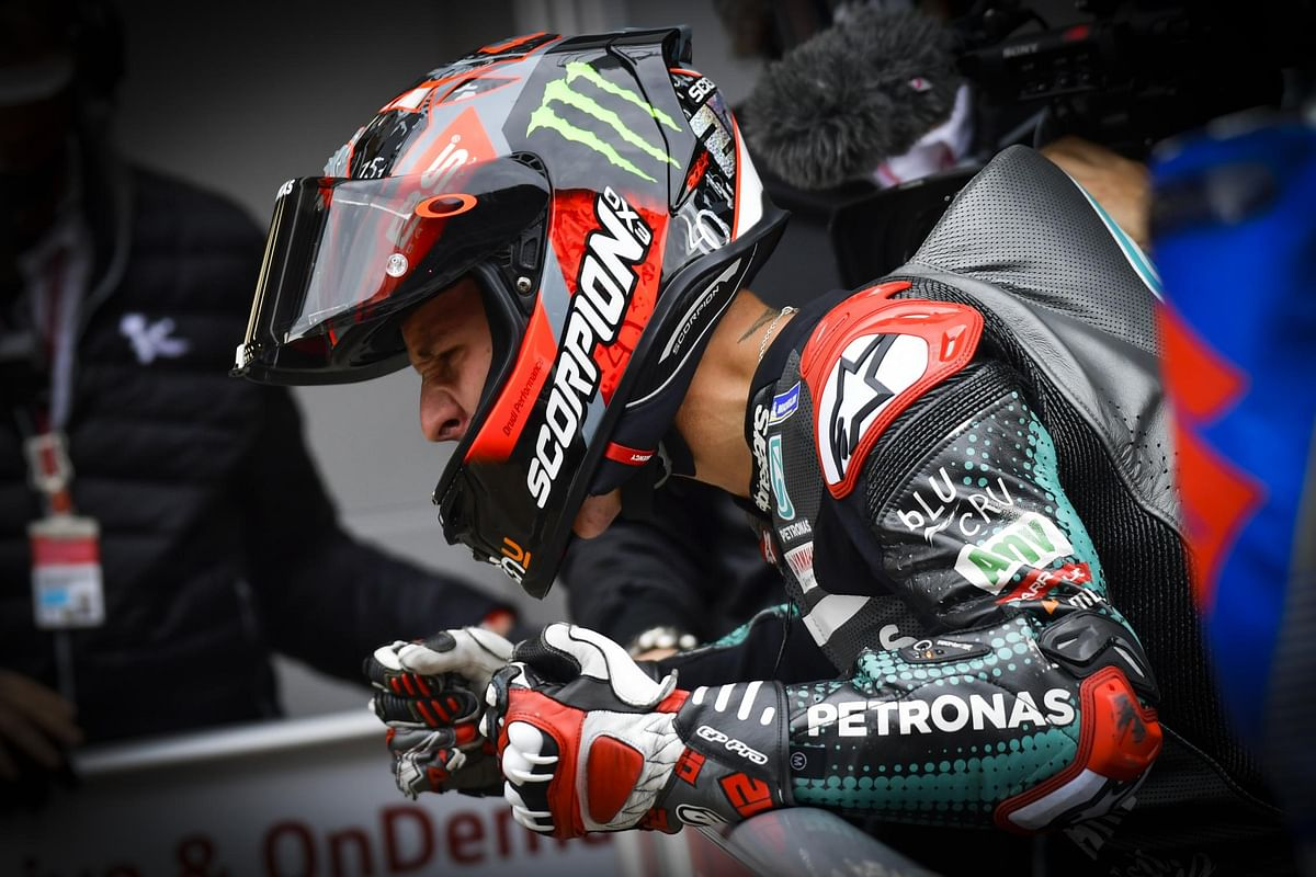 Quartararo bags the win at Catalonia