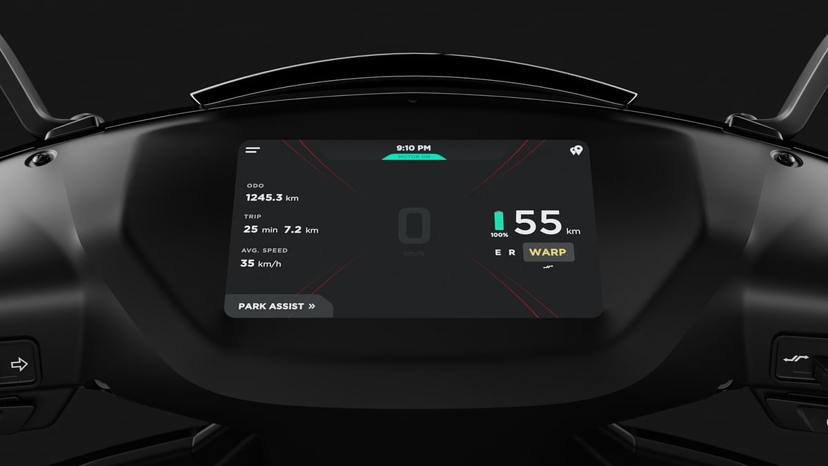 The Series1 boasts of a Custom UI on its 7-inch touchscreen display