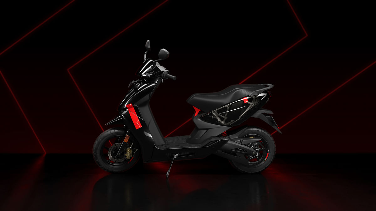 The Series1 is has the potential to become a collector's edition model among Ather enthusiasts