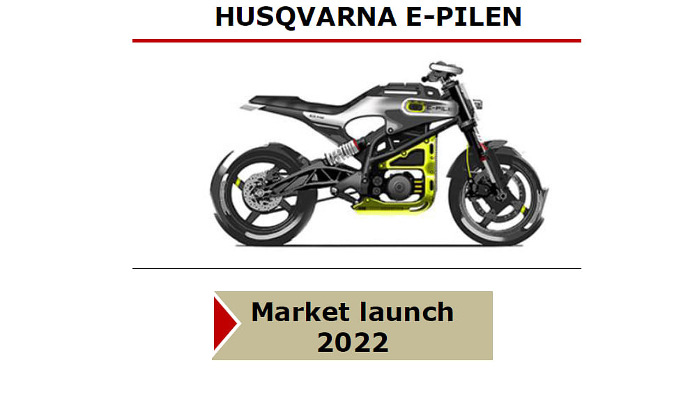 Husqvarna working on an electric 'pilen