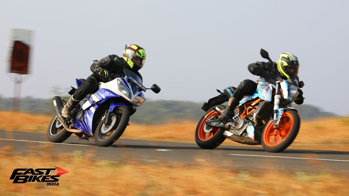 No matter the displacement of your motorcycle, full riding gear is a must