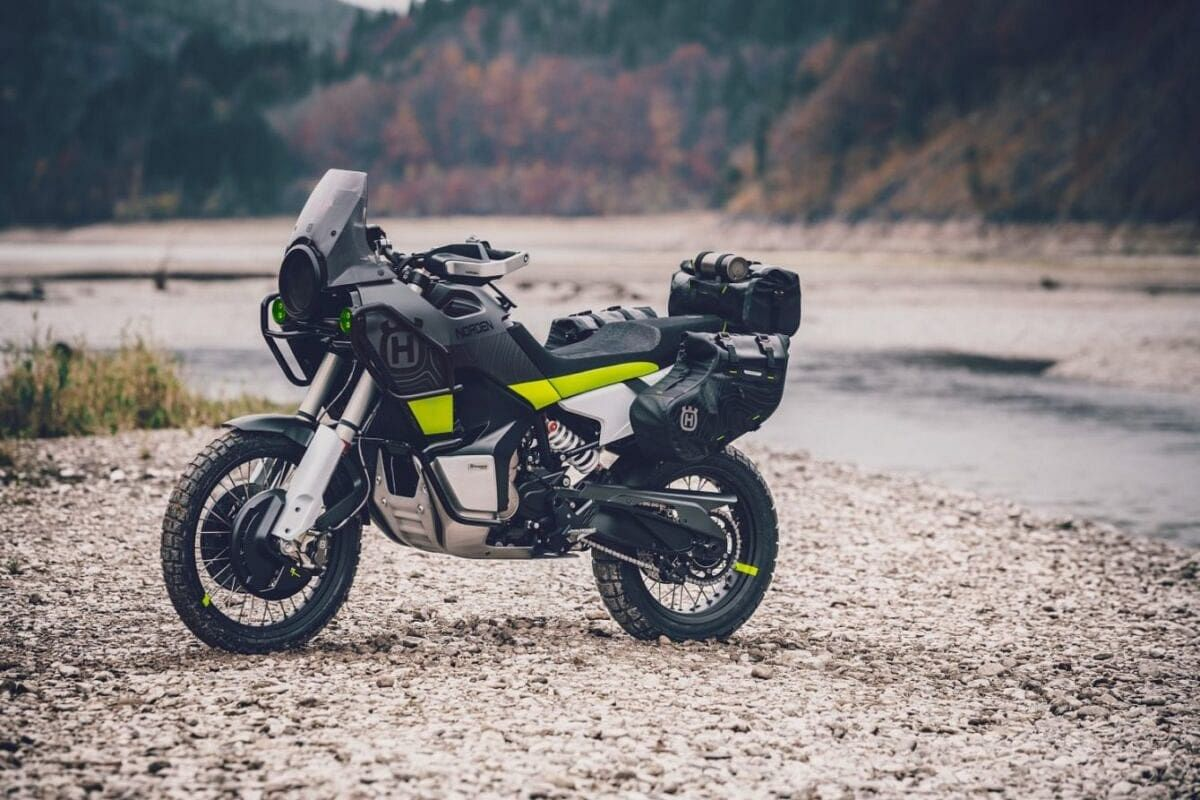 The Norden 901 concept which was showcased at EICMA last year